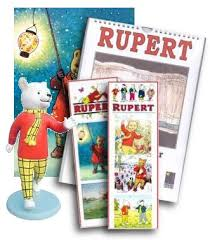 rupert bear member benefits