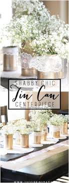 another view of center pieces best 25 tin can centerpieces ideas on diy christmas