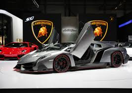 Lamborghini Veneno Max Speed - dream car gates