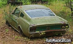 1967 mustang shell for sale 1967 fastback mustang in junkyard car photos and