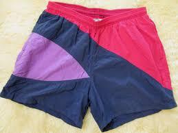 Texas Flag Swim Trunks Op Men Swimming Trunks Shorts Blue Sz 2xl 44 46 Mesh Lining Beach