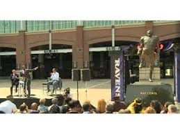 Ray Lewis Memes - ray lewis at statue unveiling this is forever my city rockville