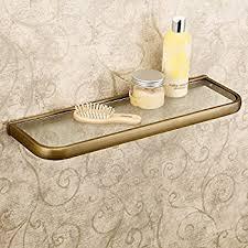 Glass Bathroom Accessories by Leyden Retro Bathroom Accessories Solid Brass Antique Brass