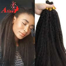 pictures if braids with yaki hair 7a unprocessed mongolian coarse yaki afro kinky straight human