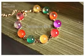 bracelet color crystal images Ful candy color crystal bead bracelets china jewelry china jewelry jpg
