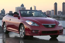 convertible toyota camry maintenance schedule for 2007 toyota camry solara openbay