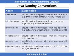 object oriented programming in java slide 1 6
