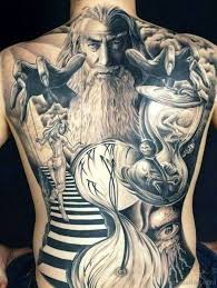 100 best big tattoos on back