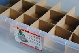 Box Ornament Undeck The Halls Ways To Safely Store Ornaments