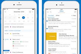 android outlook app outlook on ios and android gets a facelift from the team