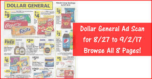 menards price match dollar general weekly ad scan 8 27 17