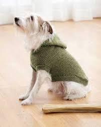 crochet pattern for dog coat ravelry hoodie dog coat pattern by bernat design studio knitting