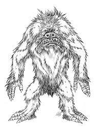 doodles designs art christopher burdett scary
