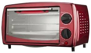 What Is The Best Toaster Oven To Purchase Brentwood 4 Slice Toaster Oven Red 91585421m Best Buy