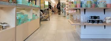 retail flooring oliver bonas roll our concreate floor panels in