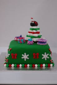 awesome christmas cake decorating ideas family holiday diversos