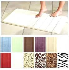 Memory Foam Rugs For Bathroom Memory Foam Rugs Ntq Me