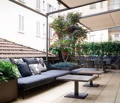 Beautiful Private Terraces DesignRulz - Apartment terrace design