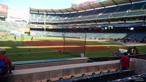 monster truck show anaheim stadium angel stadium section 109 rateyourseats com
