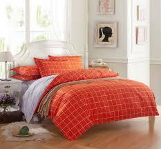 Red And Grey Comforter Orange And Grey Bedding Sets U2013 Sweetest Slumber