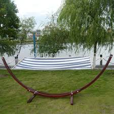 outdoor hammock with stand hammock swing chair buy standing
