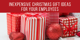 Christmas Gifts For Employees Ideas