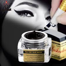 pigments maquillage permanent 5 ml de maquillage semi permanent de noir pigmentent l u0027encre de