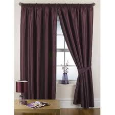 Pink Pleated Curtains Pencil Pleat Curtains Wayfair Co Uk