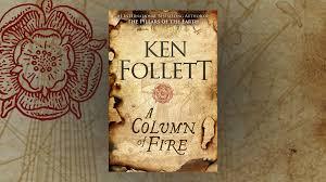 read a chapter of a column of fire the new book by ken follett