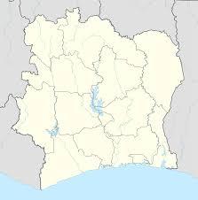 Ivory Coast Map San Pédro Ivory Coast Wikipedia