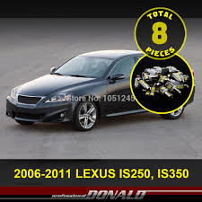 red lexus is 250 2006 kit led light picture more detailed picture about 8x led car