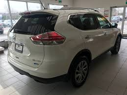 grey nissan rogue 2015 used 2015 nissan rogue sl in kentville used inventory