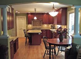 remodeled kitchens ideas bathroom remodeling kitchen fairfax manassas pictures design