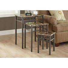 Living Room Furniture Tables Amazing Monarch Specialties Accent Tables Living Room Furniture