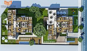 architecture floor plan 5 photorealistic colored floor plans for construction marketing