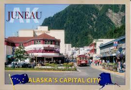 Juno Alaska Map by Juneau Alaska Post Cards Usa Postcard Juneau Alaska U0027s Capital