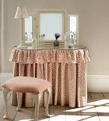 Bedroom Vanity Table Dressing Table Skirts Soft Furnishings Covers For Kidney