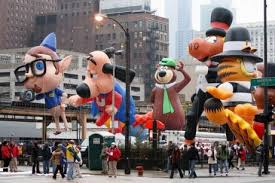 chicago s thanksgiving parade marks 77 palatine news photos and