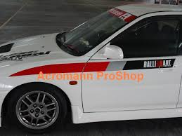mitsubishi sticker design acromann online shop