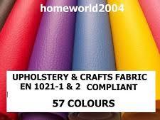 Faux Leather Upholstery Fabric Uk Beige Upholstery Fabric Ebay