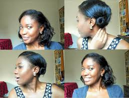 2 quick summer hairstyles for short hair heatless youtube