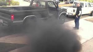 84 Ford Diesel Truck - 6 9l idi f250 rollin coal youtube