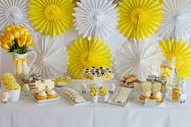 Easter Party Table Decorations by Fleece And Fur Easter Party Pretty My Party