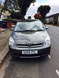 toyota corolla verso 95k miles full service history in
