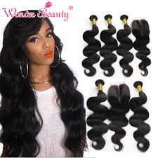best hair vendors on aliexpress best indian hair vendors raw indian wavy virgin hair with closure