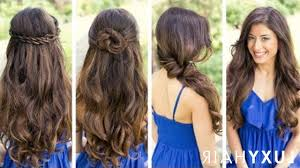 easy hairstyles for girls fade haircut