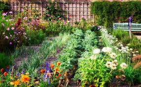 Edible Garden Ideas Edible Landscaping You Can Look Landscape Stakes You Can Look