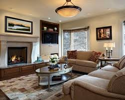 Living Room Light Fixture Houzz - Family room light fixtures