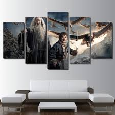 Lotr Home Decor Online Get Cheap Wall Art Lord Of The Rings Aliexpress Com