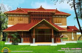 Traditional Colonial House Plans by Kerala Traditional House Plans Escortsea